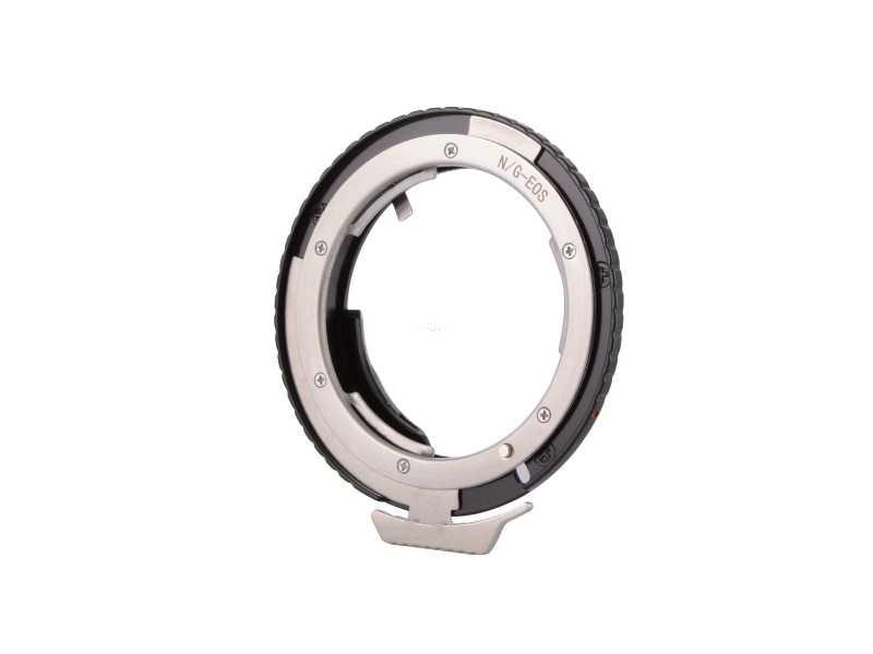 NIKON G鏡轉CANON (EOS)機身轉接環(eMF 電子接環)(NIKON G-CANON (EOS))
