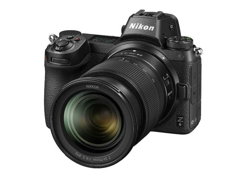NIKON原廠Z6專業數位相機套組(含24-70S鏡頭)(Z6 24-70)