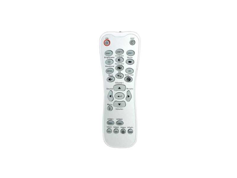 Optoma奧圖碼HD系列投影機專用遙控器(Optoma-HDN)