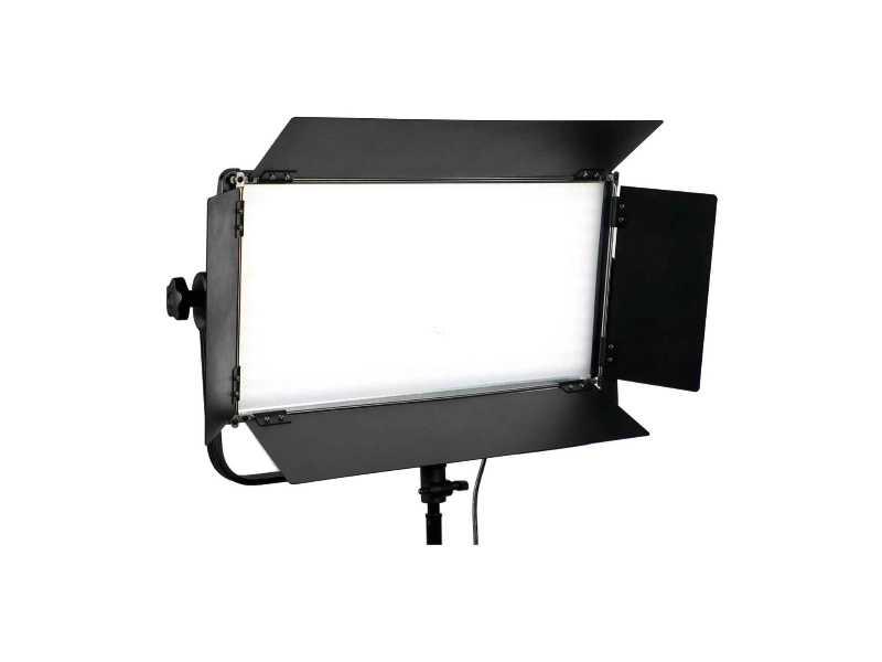 Farseeing凡赛120W亮度/色溫可調LED棚燈(支援DMX512/V-Mount)(FS-YS120)