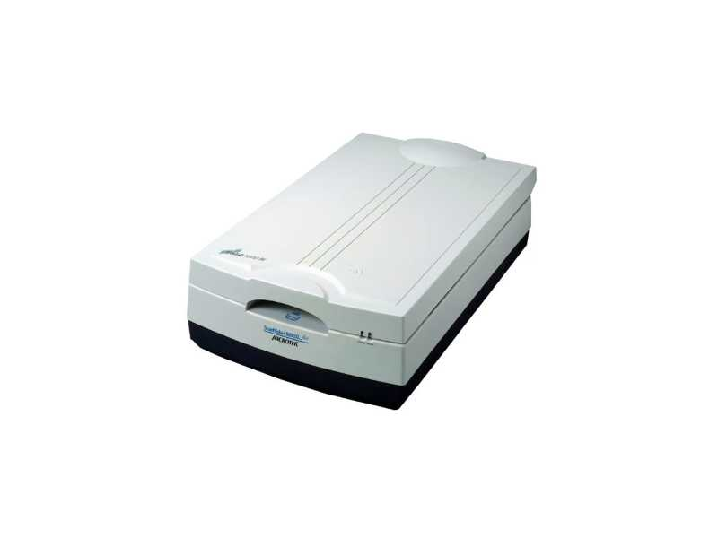 Microtek全友ScanMaker 9800XL Plus掃描器(A3大小,含專用光罩)(MRS-3200A3LTMA-III)