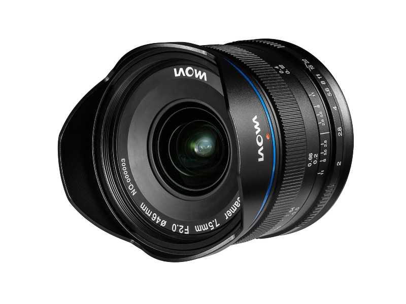 LAOWA老蛙Laowa 7.5mm f/2 MFT鏡頭(標準版)