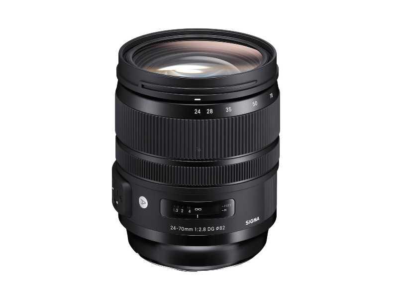SIGMA適馬24-70mm F2.8 DG OS HSM ART鏡頭(24-70mm F2.8 DG OS HSM)
