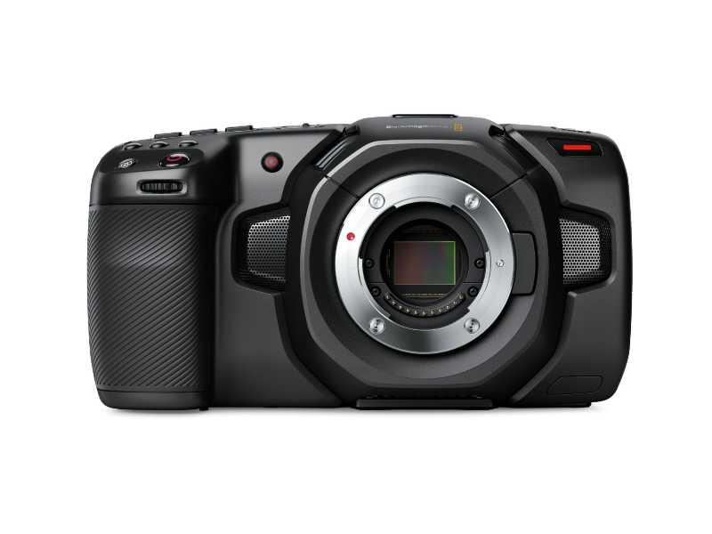 Blackmagic Pocket Cinema Camera 4K口袋電影攝影機(預購款)(CINECAMPOCHDMFT4KPO)