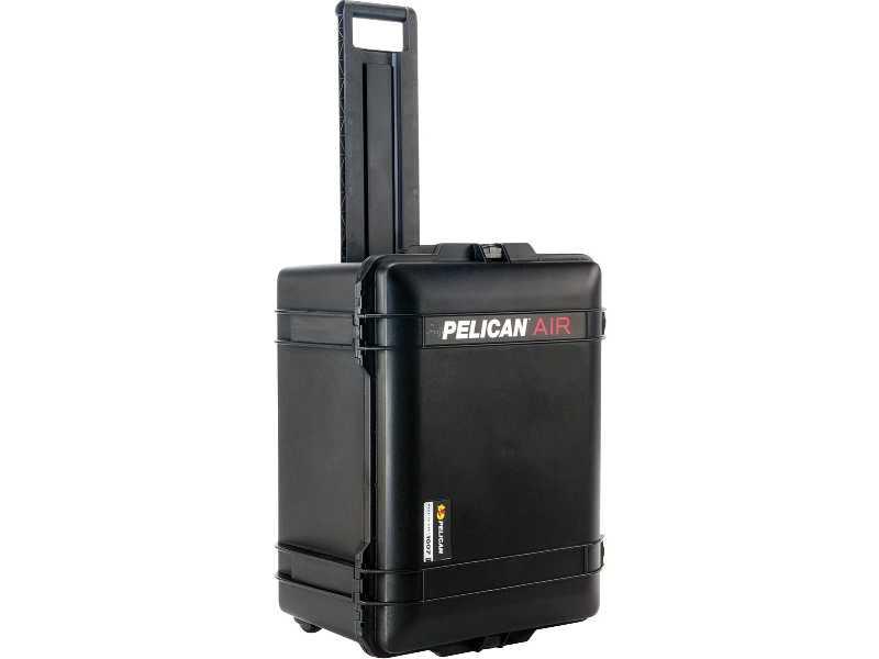 美國Pelican派力肯1607 Air Case輕量化拉桿氣密箱(黑色)(1607 Air Case)