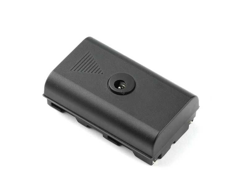 SONY用NP-L系列電源轉換器(假電池.無晶片)(NP-F970CA)