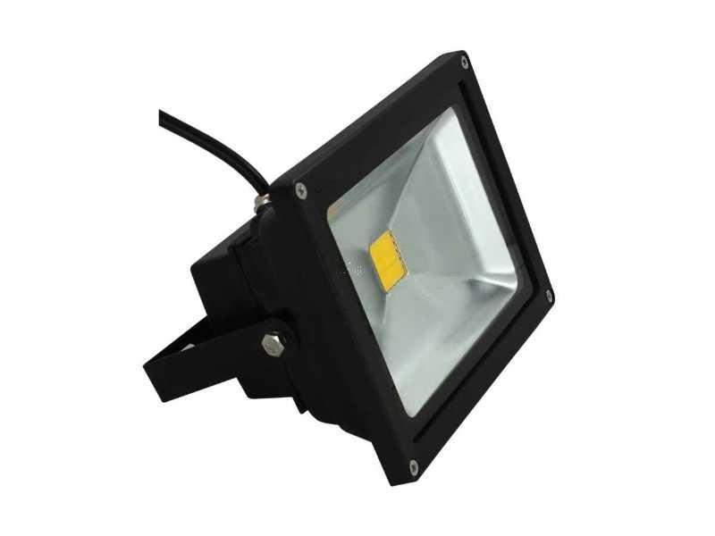 經濟型50W LED投光燈/戶外投射燈(暖白光)(L50WIP65WW)