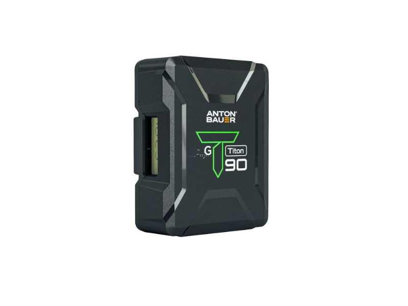Anton/Bauer廣播級Titon 90 Gold Mount 數位電池(Titon 90 Gold Mount Battery)