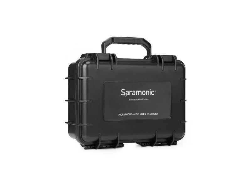 Saramonic楓笛SR-C8專業麥克風收納氣密箱(公司貨)