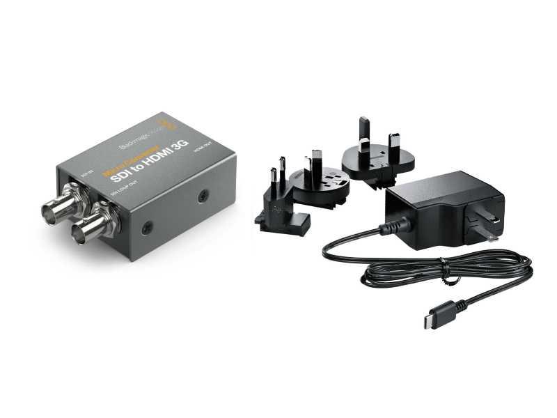 BMD專業Micro Converter SDI to HDMI 3G /wPSU超迷您轉換器(Micro Converter SDI to HDMI 3G)