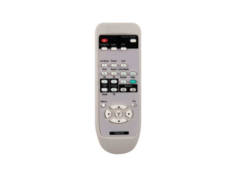 EPSON愛普生用1519442投影機遙控器(1515068 / EP1515)