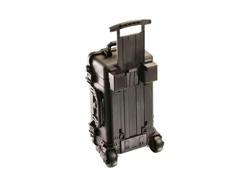美國Pelican派力肯1510含泡棉拉桿氣密箱(黑色/重型滾輪)(1510M Case)
