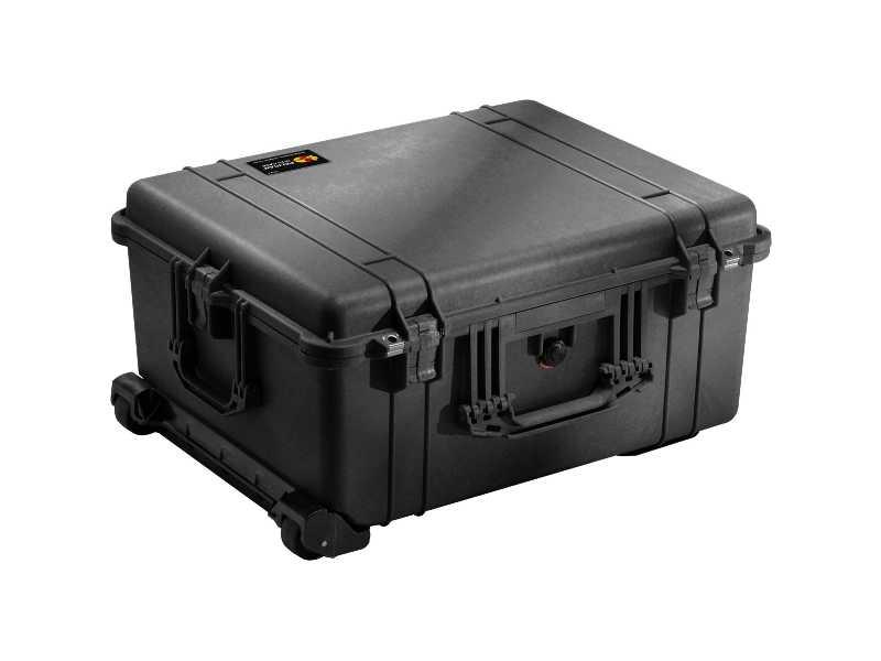 美國Pelican派力肯1610 Case氣密箱(含泡棉/黑色)(1610Case)