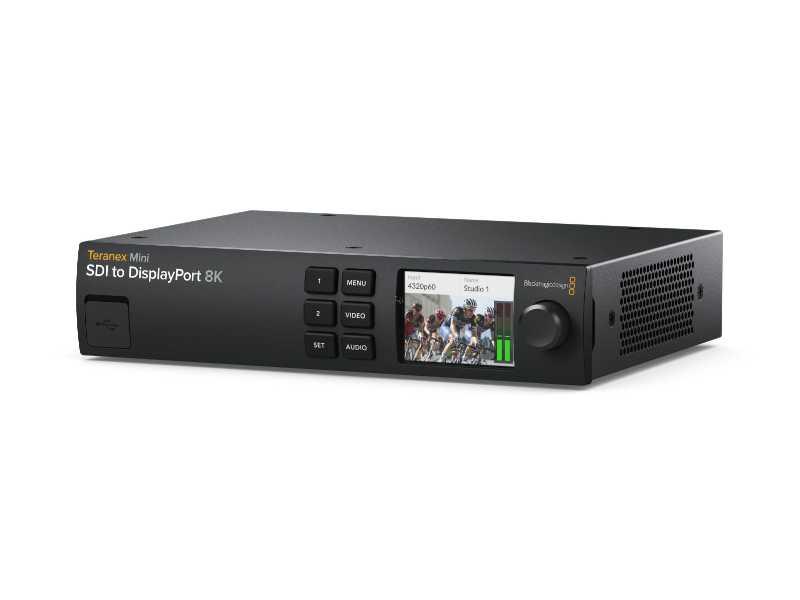 Teranex Mini SDI to DisplayPort 8K HDR轉換器(Teranex Mini SDI to DisplayPort 8K HDR)