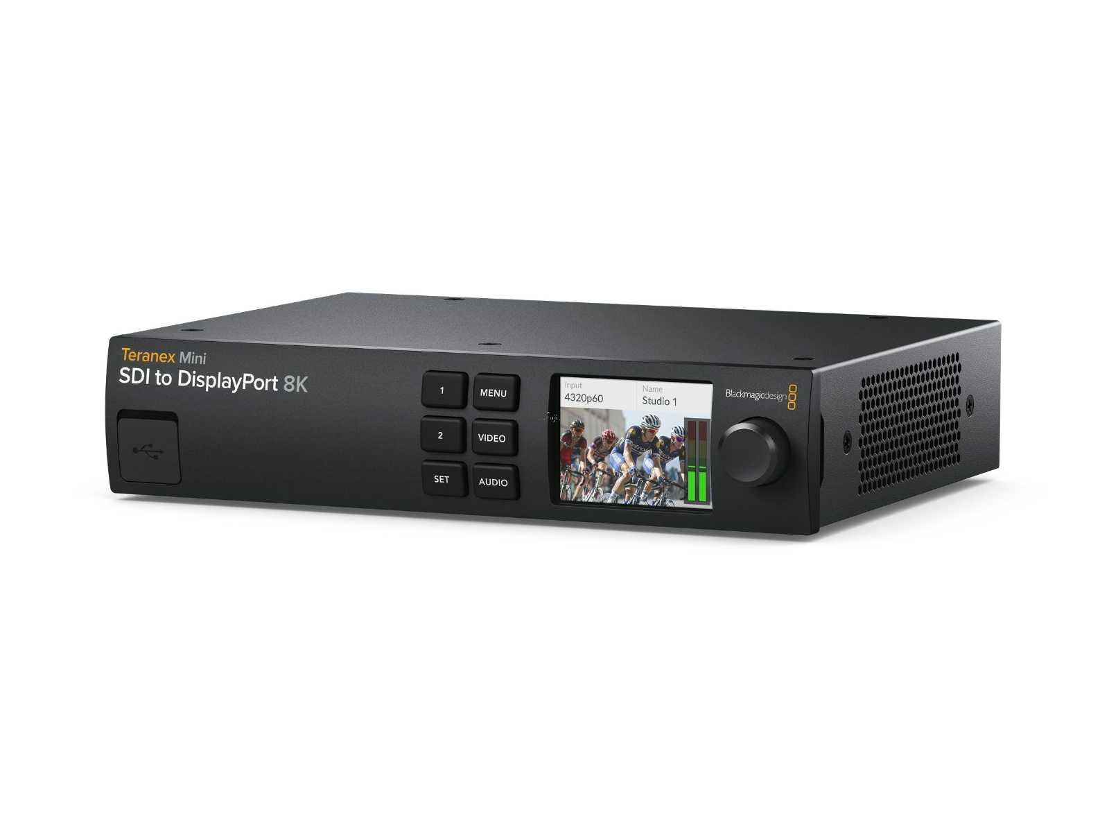 Teranex Mini SDI to DisplayPort 8K HDR 蝺刻?嚗�A15516