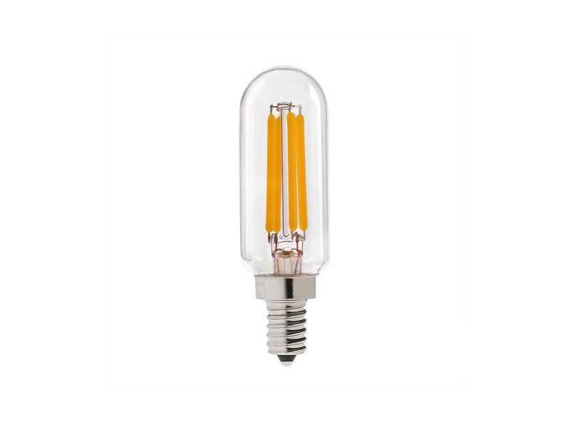 LED裝飾創意造型光源(茶色玻璃、E12螺旋接頭)(T254WE12T)