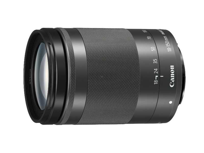 CANON原廠EF-M18-150mm F3.5-6.3 IS STM鏡頭(石墨色)(1375C001)