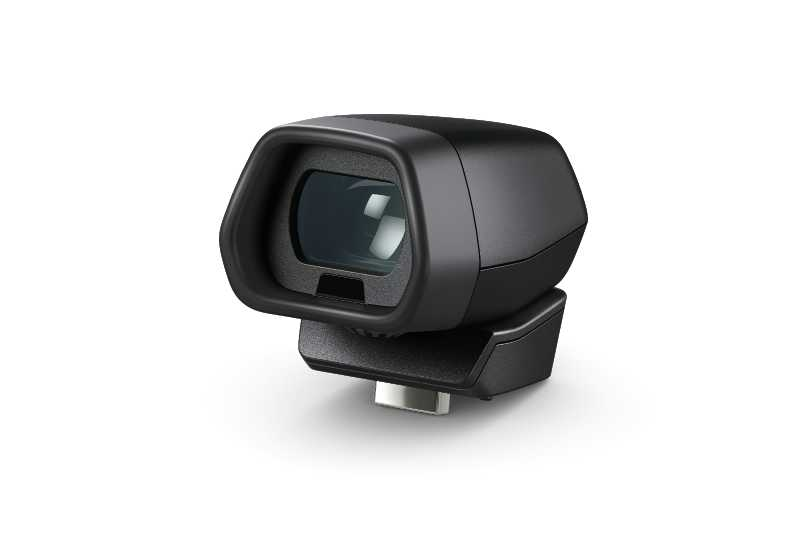 BMD原廠Pocket Cinema Camera Pro EVF電子觀景器(彩虹公司貨)(CINECAMPOCHDMFTEVF)