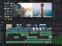 達文西DaVinci Resolve Studio調色剪輯軟體(Dongle版)(DaVinci Resolve Studio)