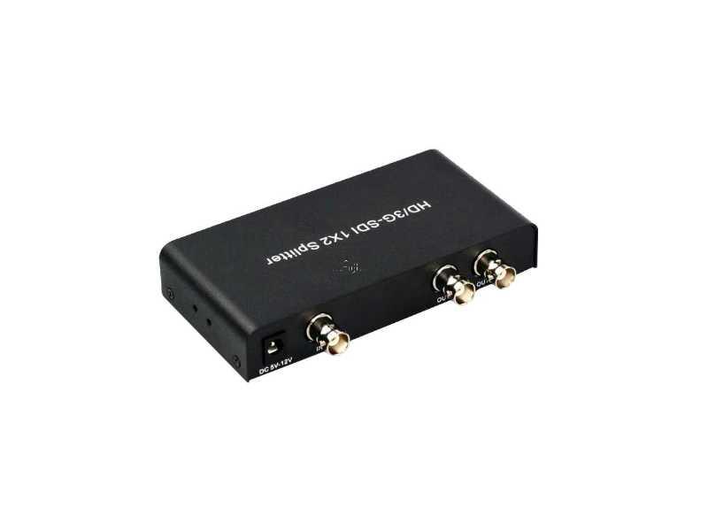 3G-SDI Splitter 一對二分配器(帶延長功能)(SDI-Splitter)