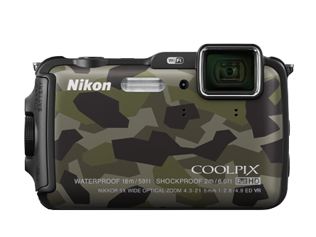 <br>COOLPIX AW120