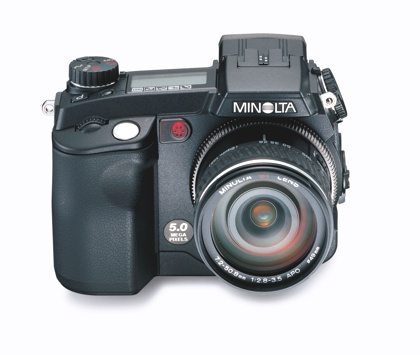 KONICAMINOLTADimage-7hi數位相機(數位蘋果網)