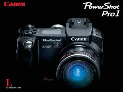 CANONPowerShot-Pro1數位相機(數位蘋果網)
