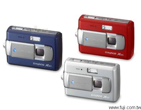 KONICAMINOLTADiMAGE-X60數位相機(數位蘋果網)