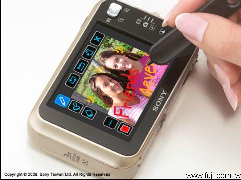 SONYDSC-N2數位相機(數位蘋果網)