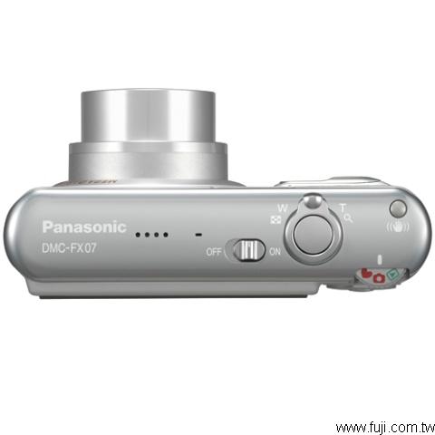 PANASONICDMC-FX07數位相機(數位蘋果網)