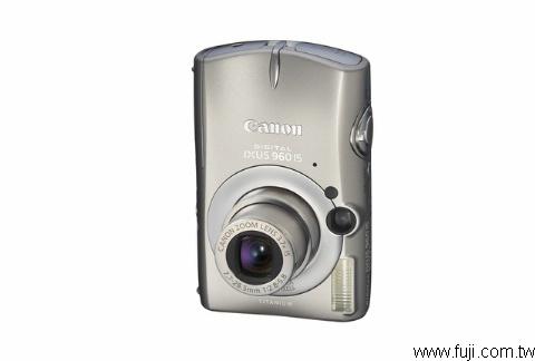 CANONIXUS-960IS數位相機(數位蘋果網)
