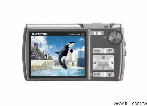 OLYMPUSU-830數位相機(數位蘋果網)