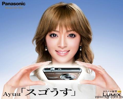 PANASONICDMC-FX30數位相機(數位蘋果網)