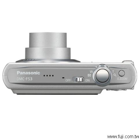 PANASONICDMC-FS3數位相機(數位蘋果網)