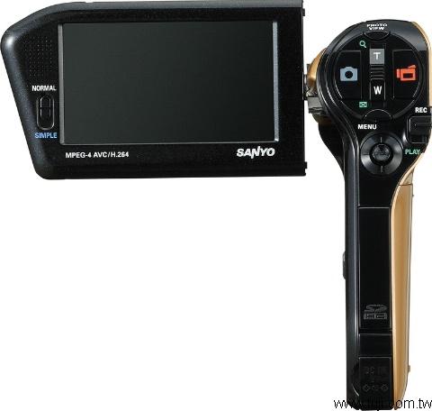 SANYOVPC-HD800數位相機(數位蘋果網)