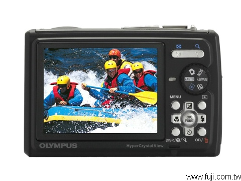 OLYMPUSU6010數位相機(數位蘋果網)
