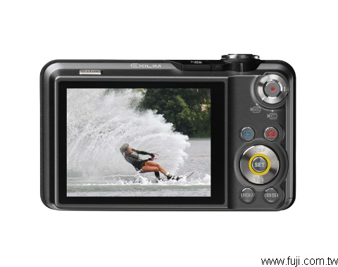 CASIOEX-FC100數位相機(數位蘋果網)