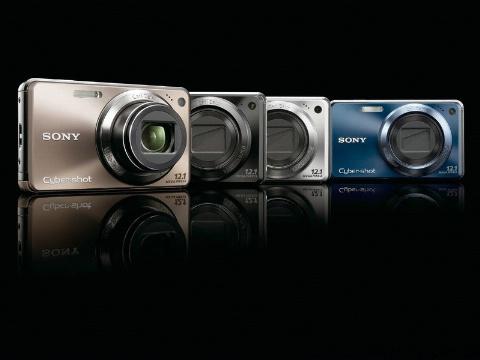 SONYDSC-W290數位相機(數位蘋果網)