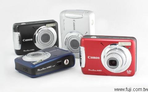CANONPowerShot-A480數位相機(數位蘋果網)
