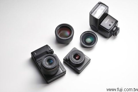 RICOHGXR-S10數位相機(數位蘋果網)