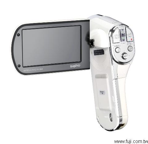 SANYOVPC-CG100數位相機(數位蘋果網)