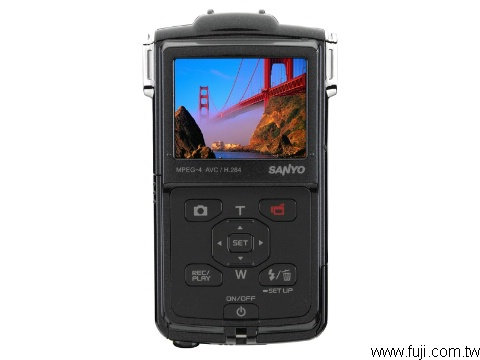 SANYOVPC-PD2數位相機(數位蘋果網)