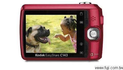 KODAKC143數位相機(數位蘋果網)