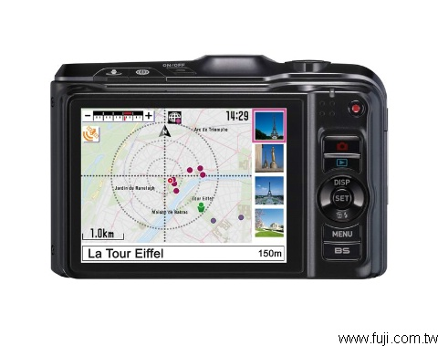 CASIOEX-H20G數位相機(數位蘋果網)