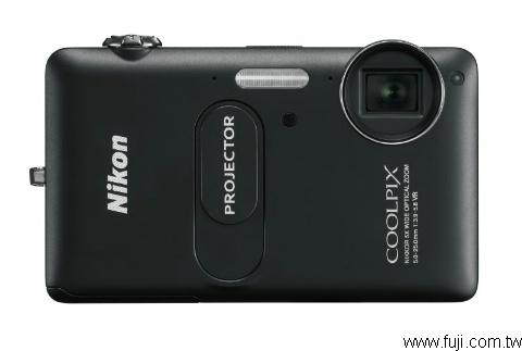 NIKONCoolpix-S1200PJ數位相機(數位蘋果網)