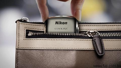 NIKONCoolpix-S01數位相機(數位蘋果網)