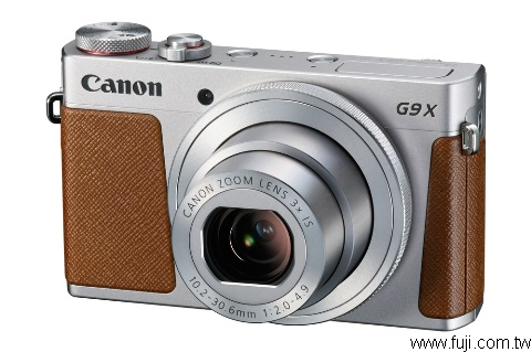 CANONPowerShot-G9X數位相機(數位蘋果網)