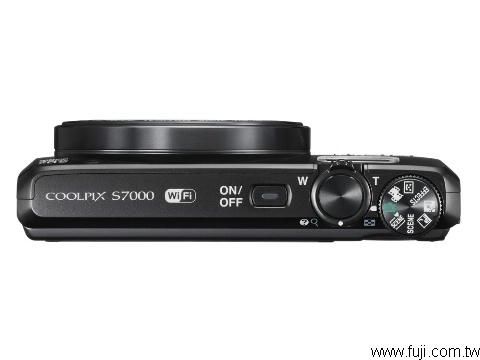 NIKONCoolpix-S7000數位相機(數位蘋果網)