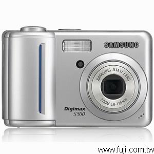 SAMSUNGDigimax-S500數位相機(數位蘋果網)