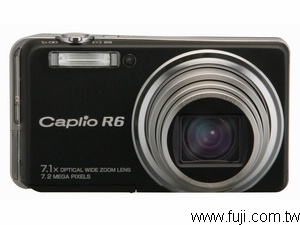 RICOHCaplio-R6數位相機(數位蘋果網)